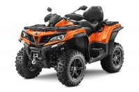 JourneMan X850 V-Twin EPS